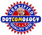 Dotcomology Certified Quality Site