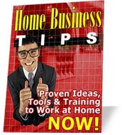 Home Business Tips Newsletter