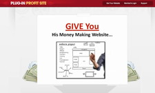 Plug-In Profit Site Affiliate Program