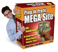 Plug-In Profit MEGA Site™ Software