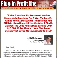 Free Plug-In Profit Site Affiliate Program Membership