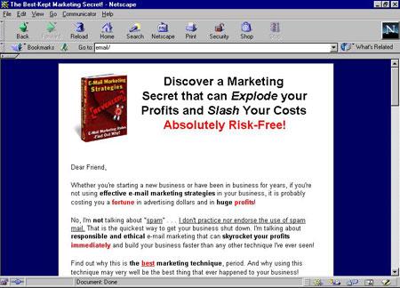 Email Marketing Strategies Revealed