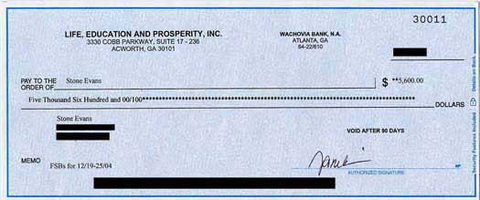 Empowerism Commission Check