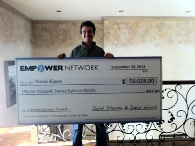 Empower Network Check